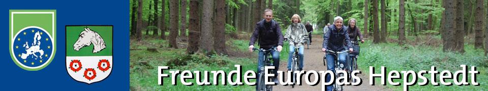 Freunde Europas Hepstedt Europaweg