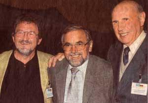 Willy Walter Dei, Michel Bouchet und Hans-Herrmann Otten