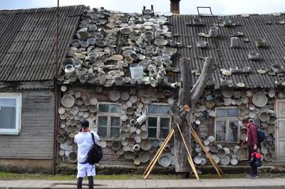 Das Töpfe- und Pfannenhaus