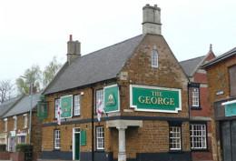 Treffen in Desborough/Großbritannien