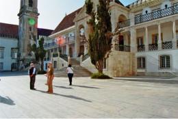 Jugendtreffen in Samuel/Portugal