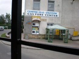 Treffen in Strzyżów, Polen